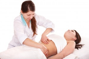 abdominal massage london and isle of wight